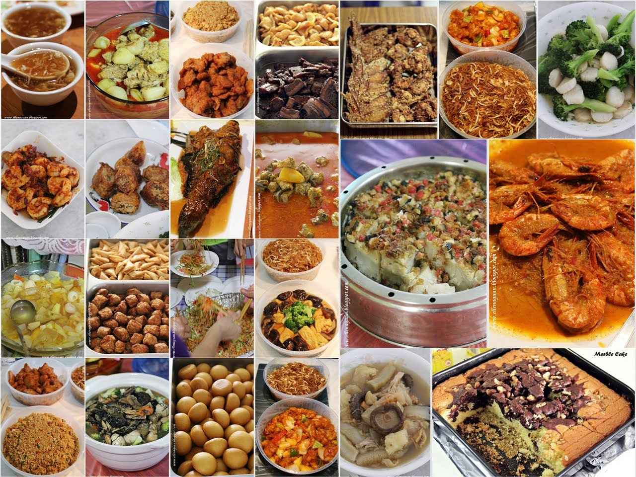 Chinese New Year Foods Recipes  Food Recipes What we EAT during Chinese New Year