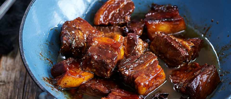 Chinese Pork Recipes  Twice Cooked Chinese Pork Belly Recipe olivemagazine