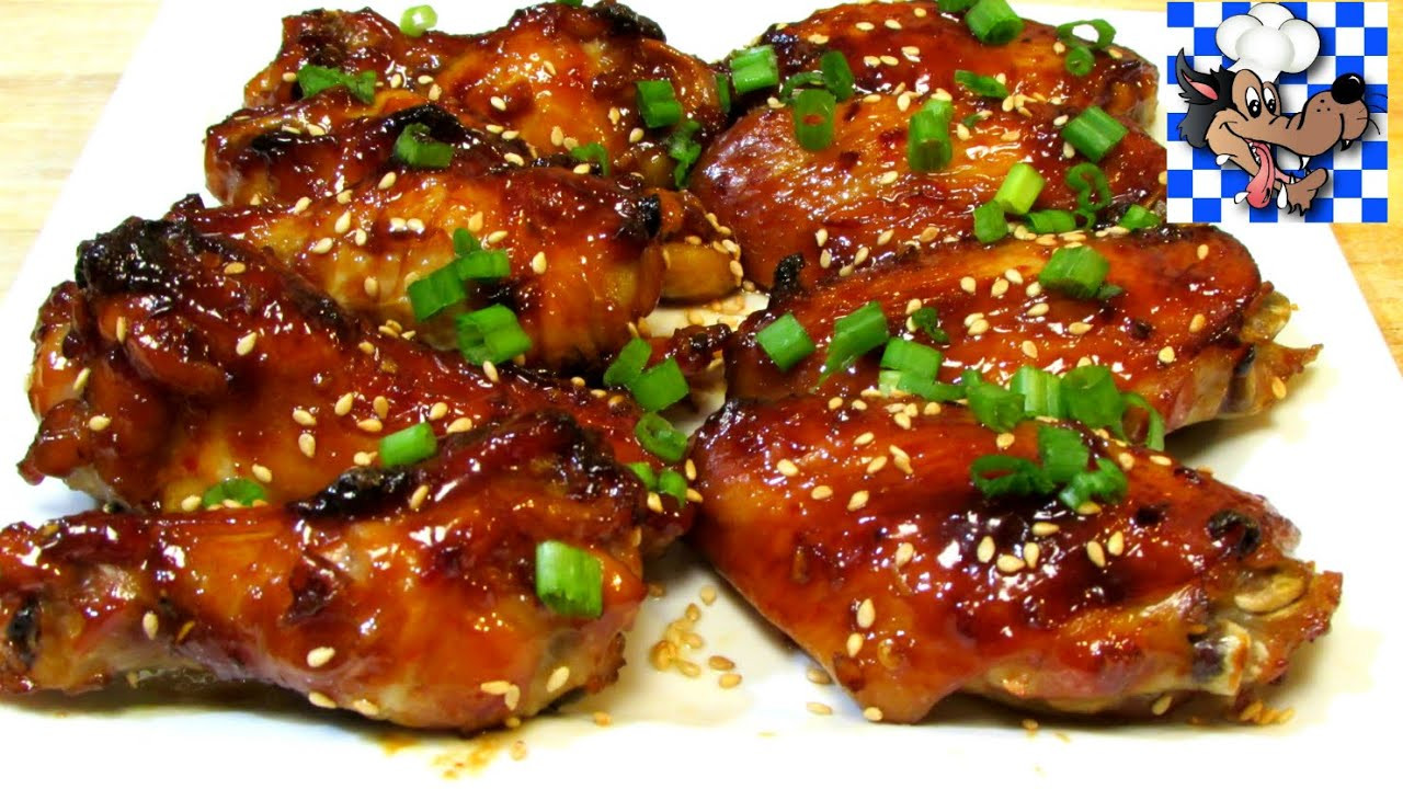 Chinese Pork Recipes  Chinese Chicken Wings Chicken Wing Recipe Chinese Food