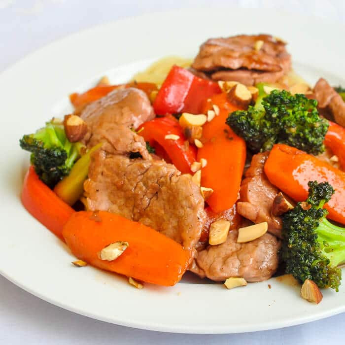 Chinese Pork Recipes  Stir Fried Chinese Pork Tenderloin a great quick & easy