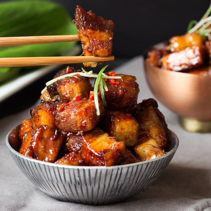 Chinese Pork Recipes  chinese pork belly recipe