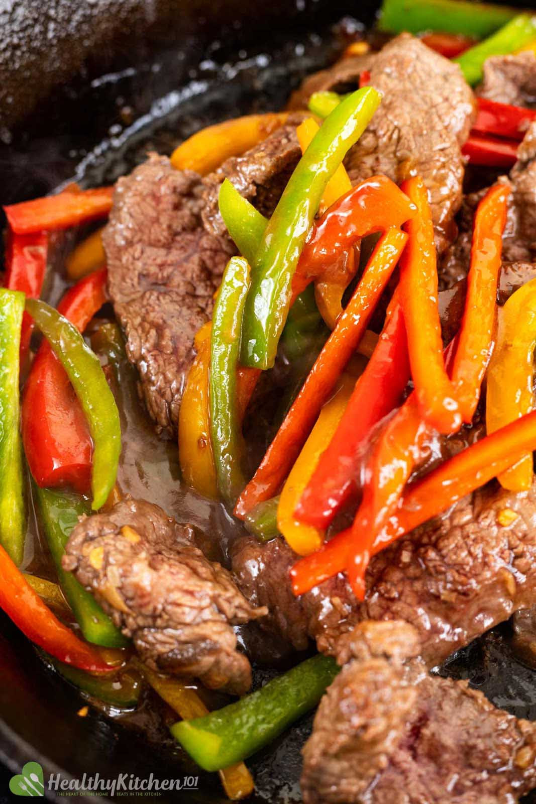 Chinese Steak Recipes  Chinese Pepper Steak Recipe Your Favorite Takeout Made