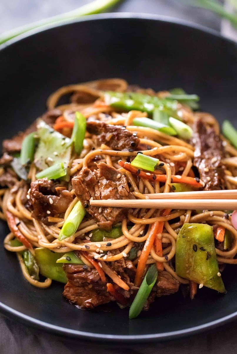 Chinese Stir Fry Recipes  10 Best Chinese Stir Fry Sauce For Beef Recipes
