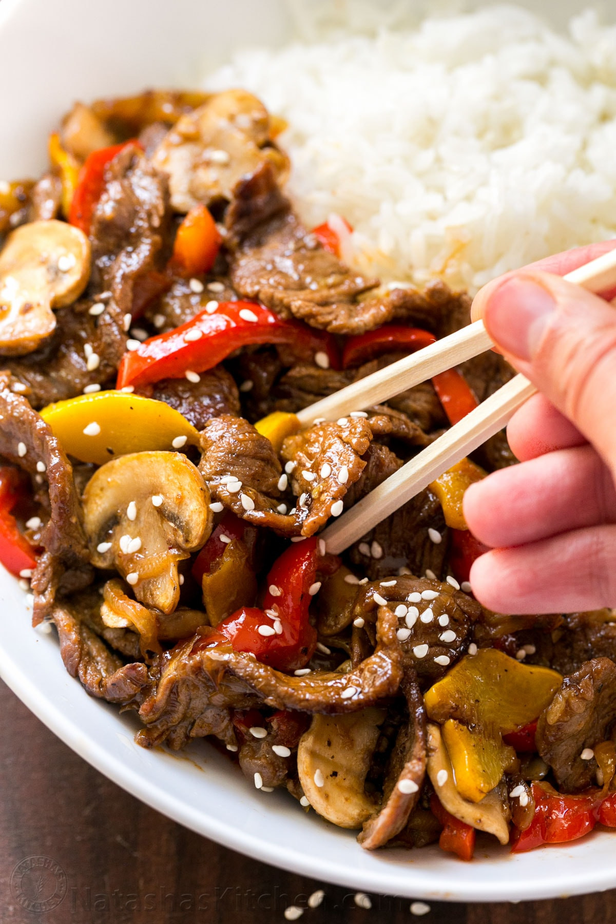 Chinese Stir Fry Recipes  Beef Stir Fry Recipe with 3 Ingre nt Sauce