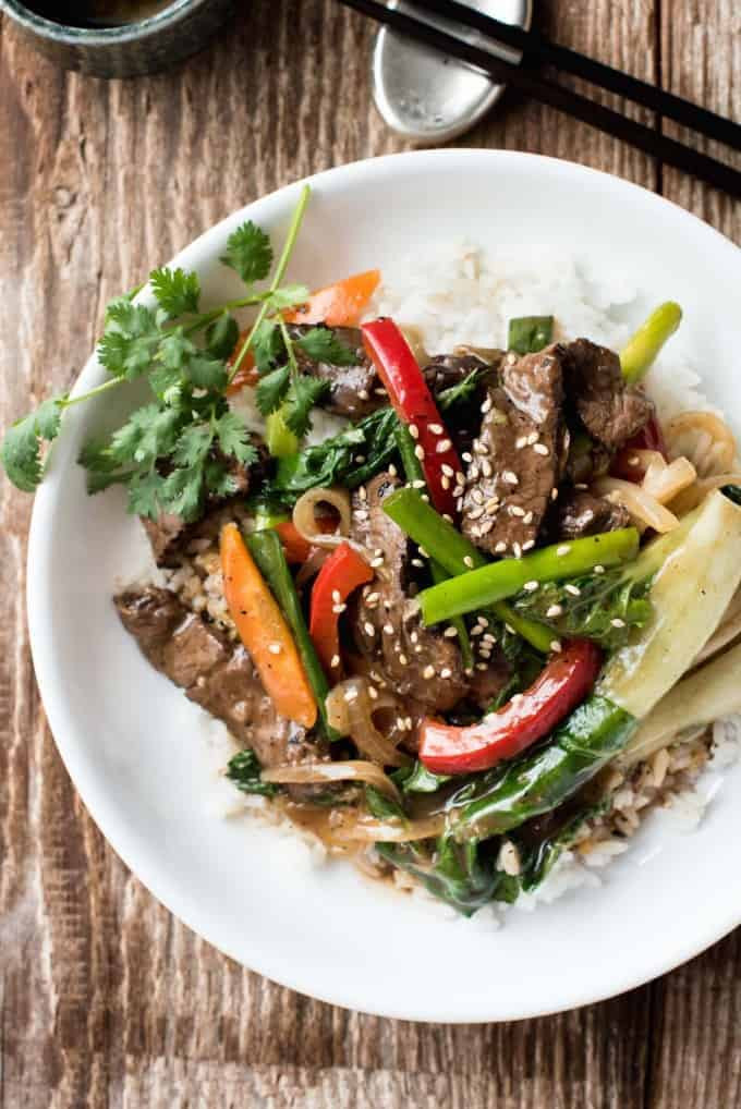 Chinese Stir Fry Recipes  Easy Classic Chinese Beef Stir Fry