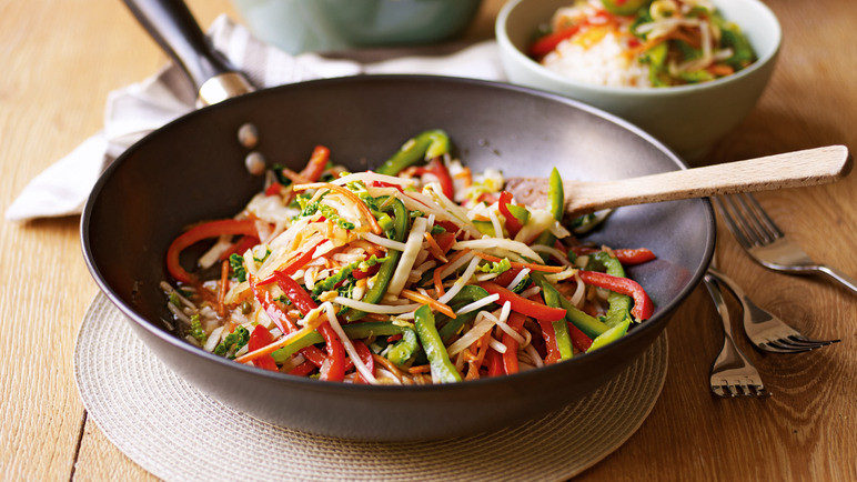 Chinese Stir Fry Recipes  Recipe Chinese ve able stir fry