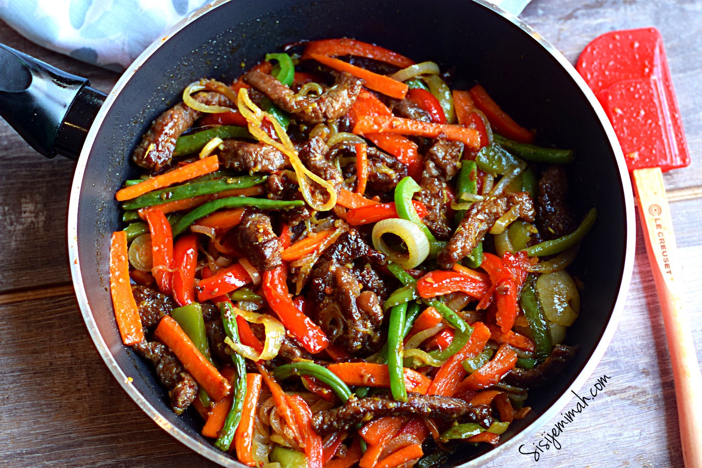 Chinese Stir Fry Recipes  Chinese Beef Stir Fry With Crunchy Ve ables Sisi Jemimah