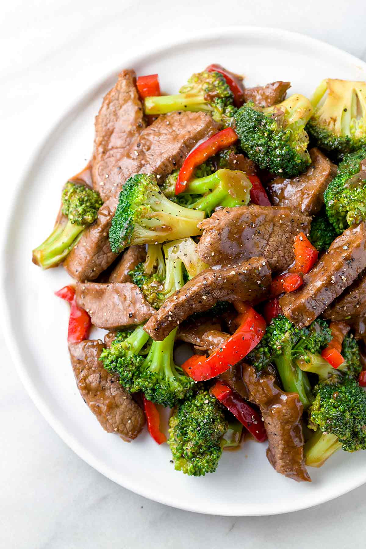 Chinese Stir Fry Recipes  Chinese Beef with Broccoli Stir Fry Recipe Jessica Gavin