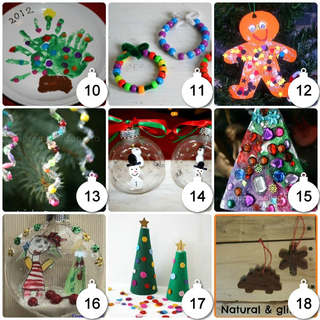 Christmas Arts And Craft Ideas For Toddlers  70 Christmas Arts & Crafts for Kids