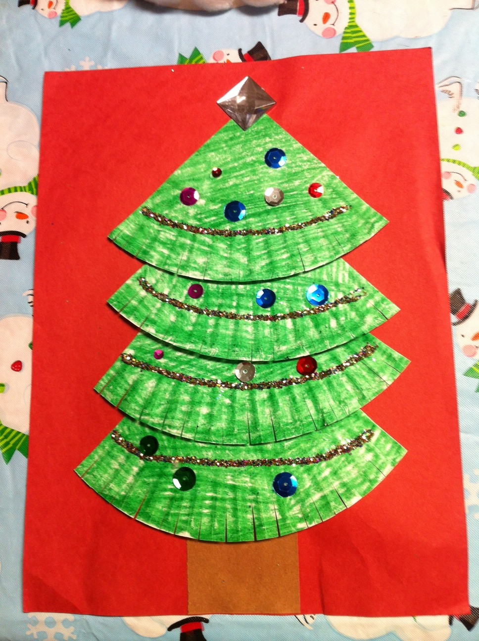 Christmas Arts And Craft Ideas For Toddlers  Kindergarten Kids At Play Fun Winter & Christmas Craftivities