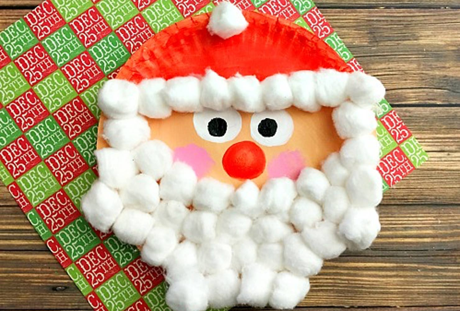 Christmas Arts And Craft Ideas For Toddlers  29 Christmas Crafts for Kids Free Printable Crafts