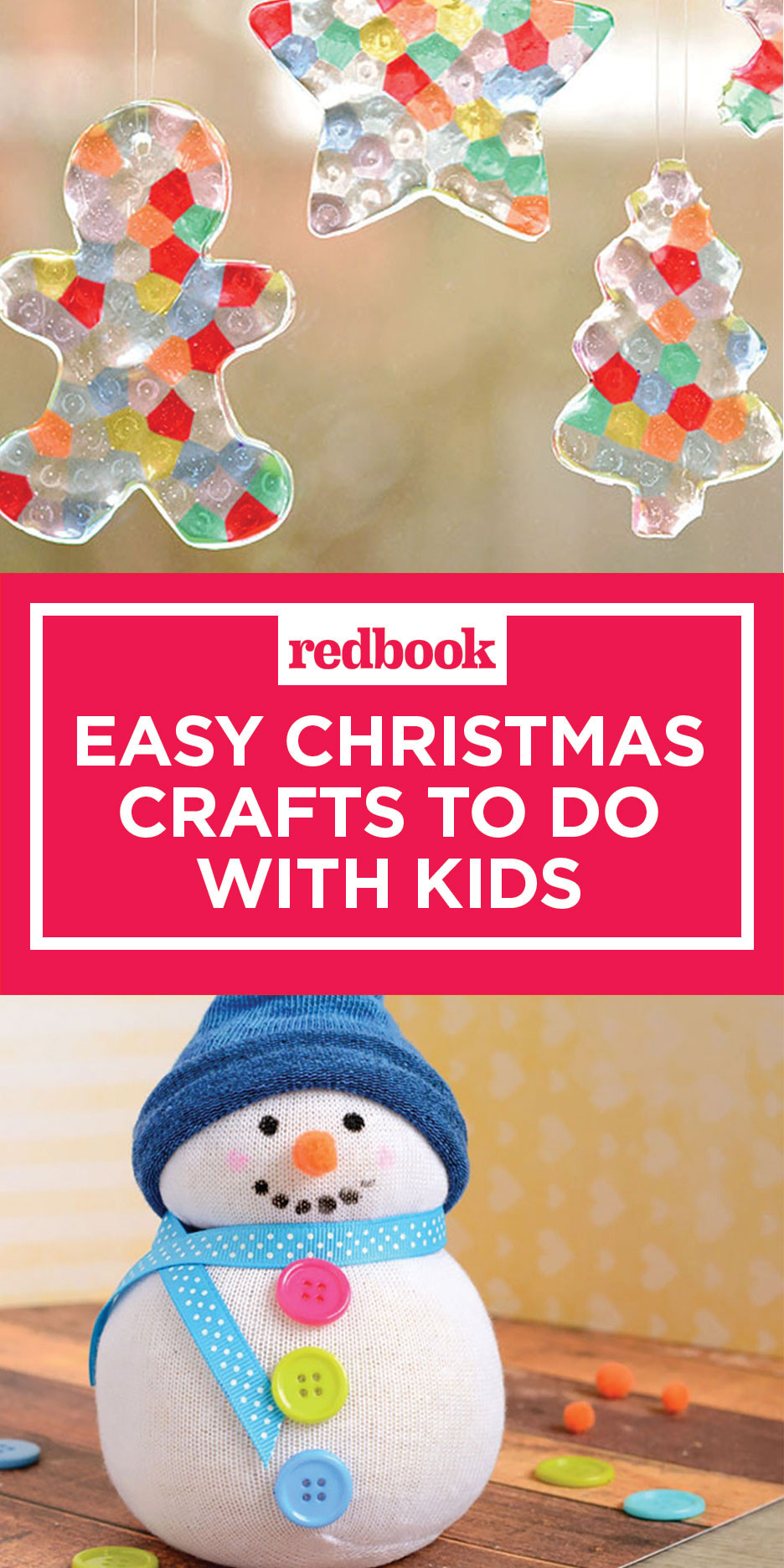 Christmas Arts And Craft Ideas For Toddlers  Easy Christmas Crafts for Kids Holiday Arts and Crafts