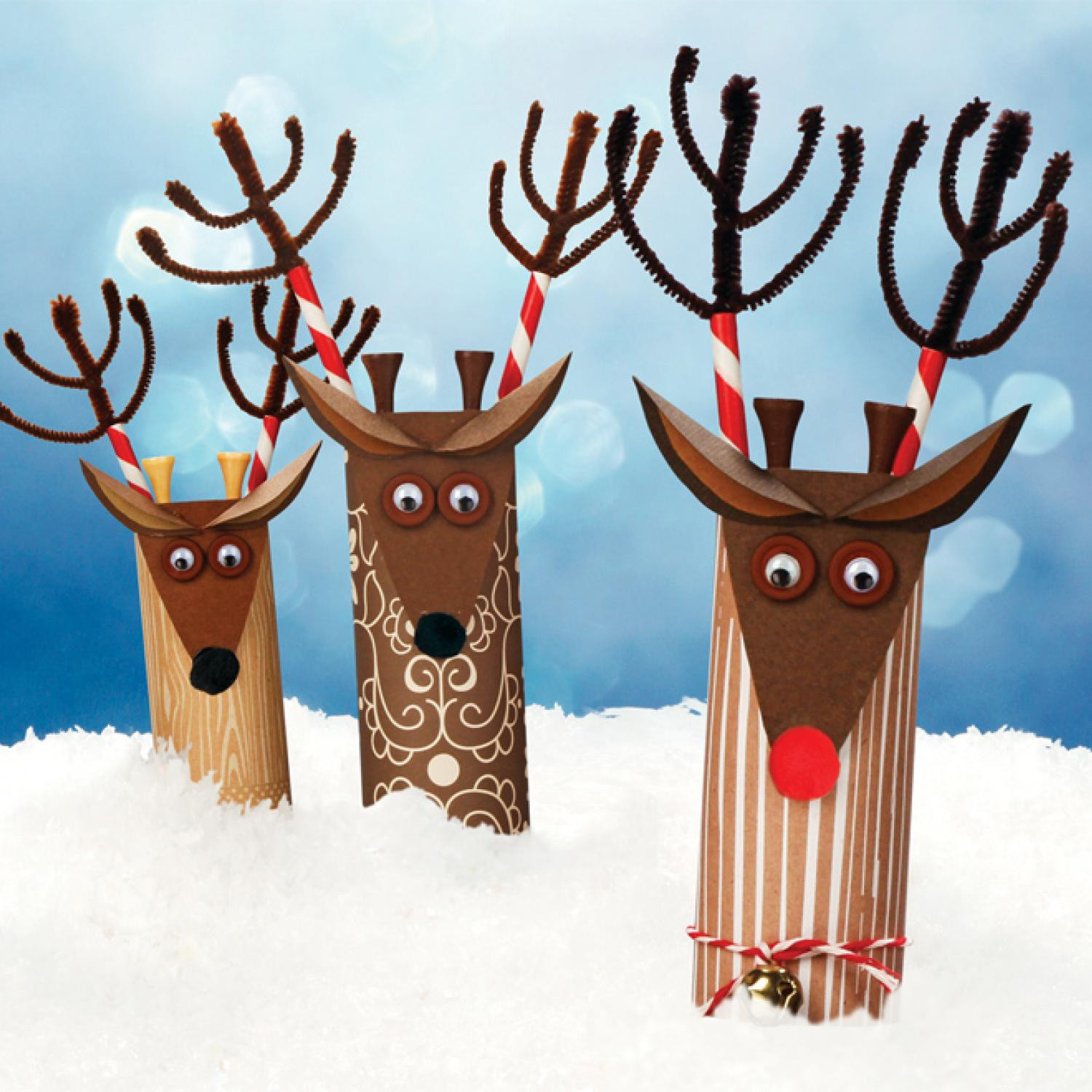 Christmas Arts And Craft Ideas For Toddlers  Easy Christmas Crafts and Activities for Kids