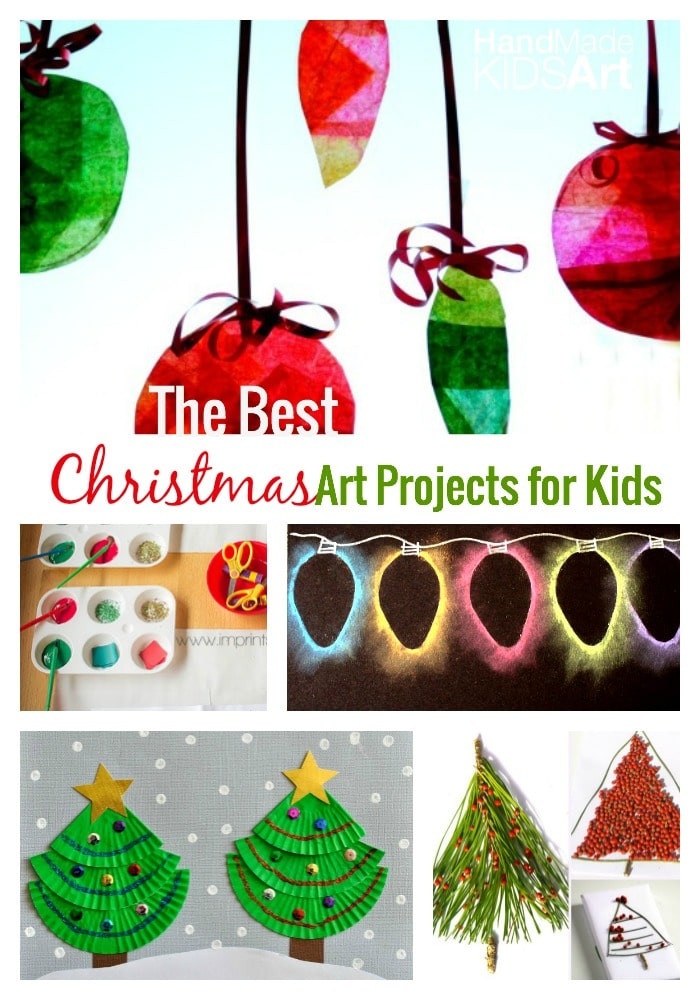 Christmas Arts And Craft Ideas For Toddlers  Top Christmas Round up of the Best Round Ups MomDot