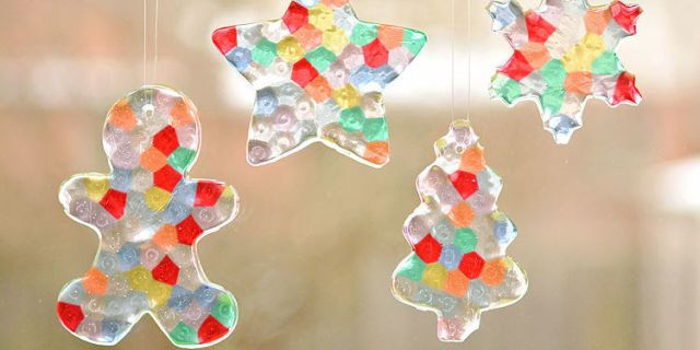 Christmas Arts And Craft Ideas For Toddlers  10 Easy Christmas Crafts for Kids Holiday Arts and
