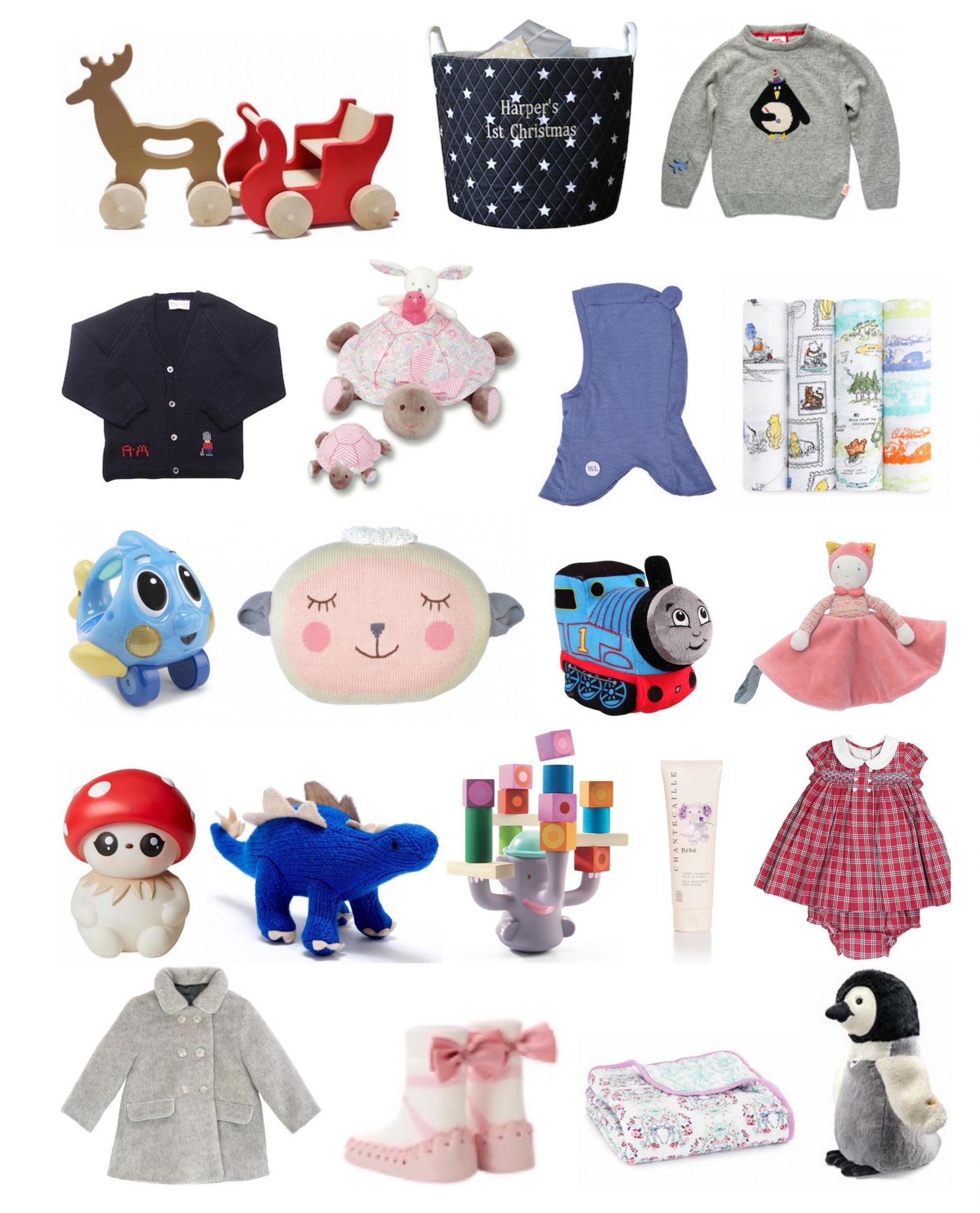 Christmas Gift Ideas From Baby  20 Christmas t ideas for baby s first Christmas Mummy