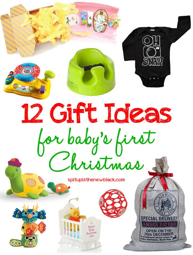 Christmas Gift Ideas From Baby  Baby s First Christmas Gifts