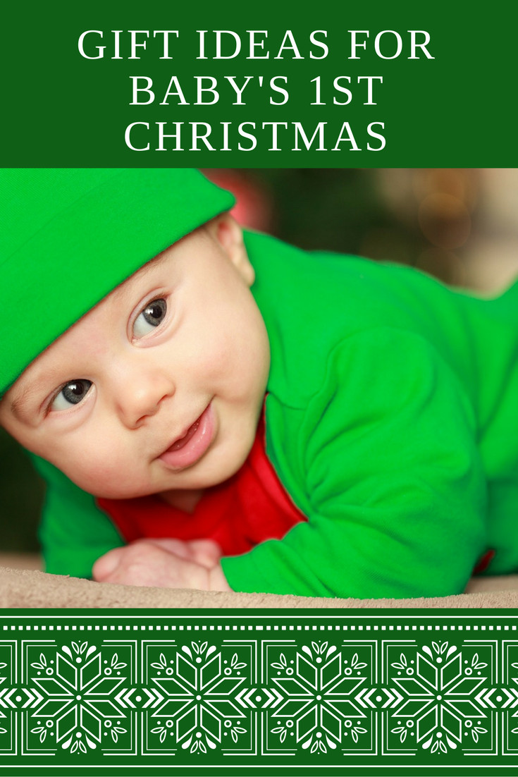 Christmas Gift Ideas From Baby  Best Gift Idea 8 Cute Yet Useful Baby 1st Christmas Gifts