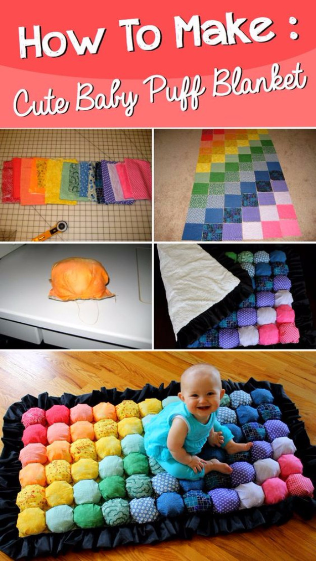 Christmas Gift Ideas From Baby  36 Best DIY Gifts To Make For Baby
