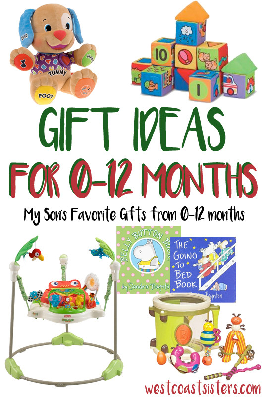 Christmas Gift Ideas From Baby  Babys First Christmas Gift Ideas