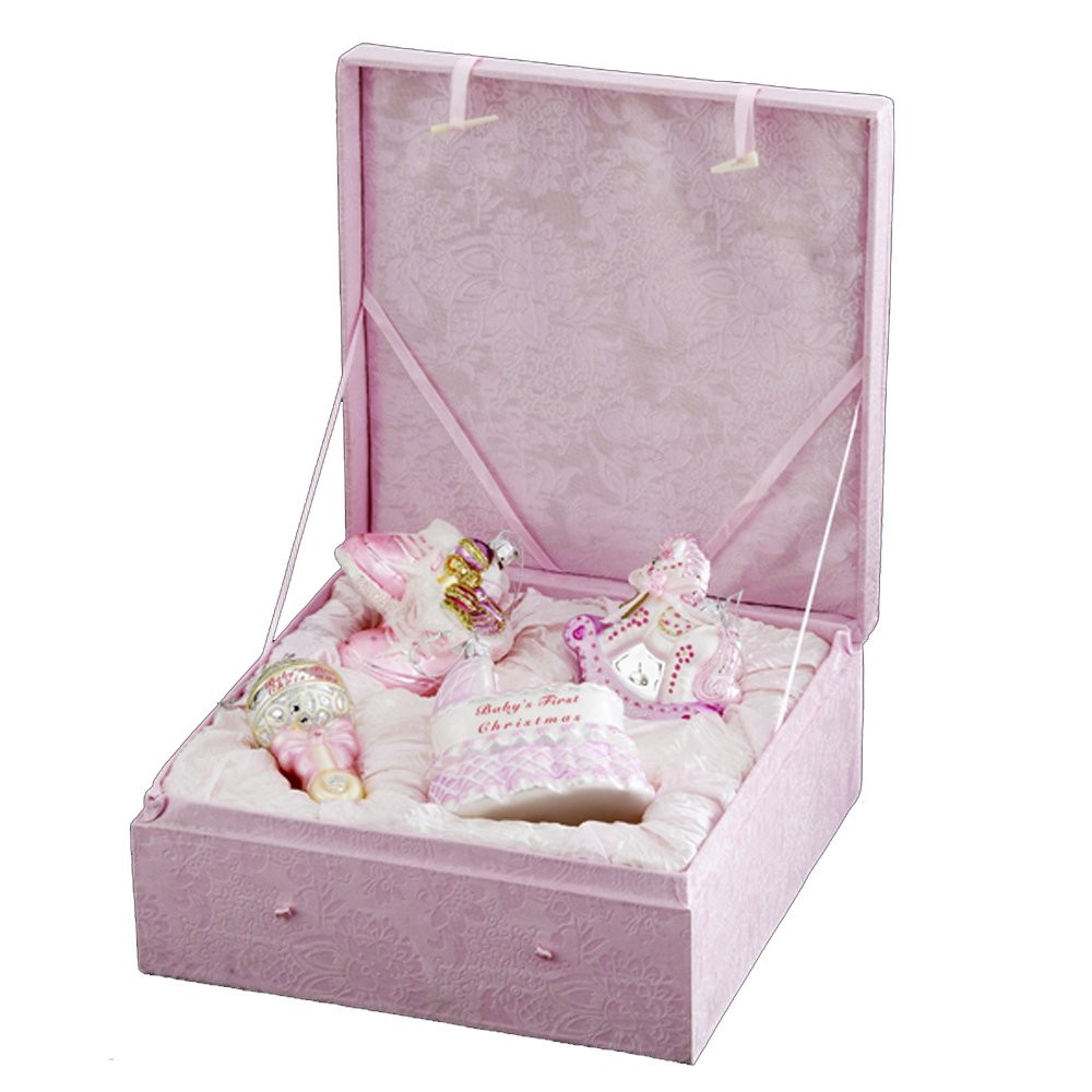 Christmas Gift Ideas From Baby  First Christmas Gifts for a Baby Girl Cute Ideas