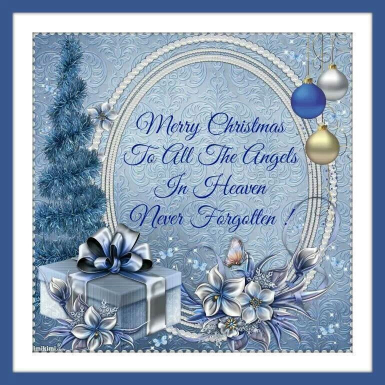 Christmas In Heaven Quotes  Our Angel In Heaven Quotes QuotesGram