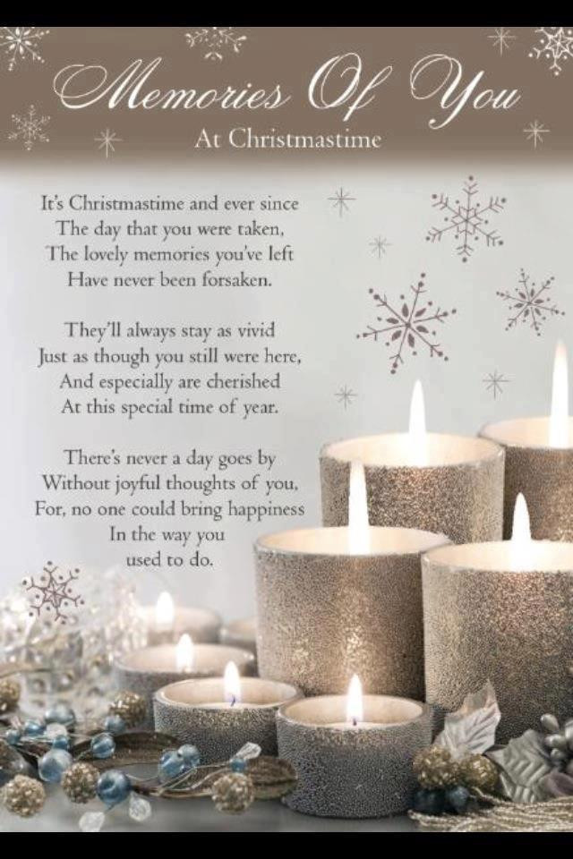 Christmas In Heaven Quotes  During Christmas
