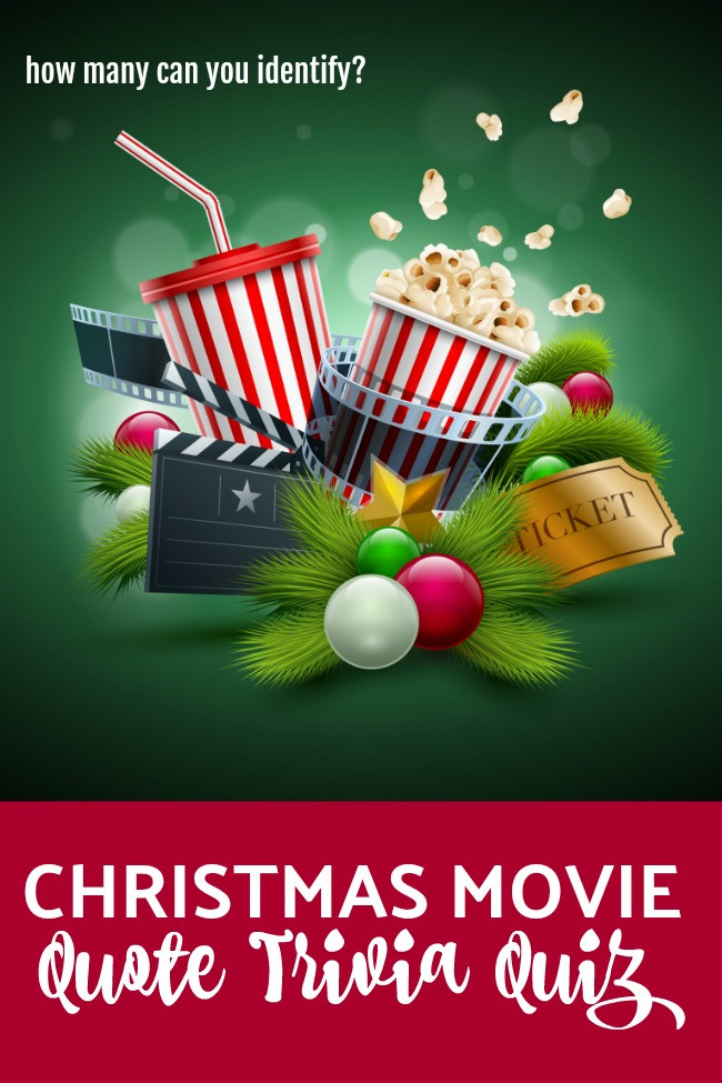 Christmas Movie Quote Quiz  Match the Christmas Movie Quotes Creative Cynchronicity