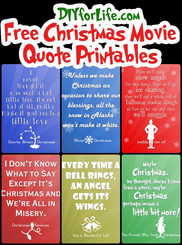 Christmas Movie Quote Quiz  The 25 best Christmas movie trivia ideas on Pinterest