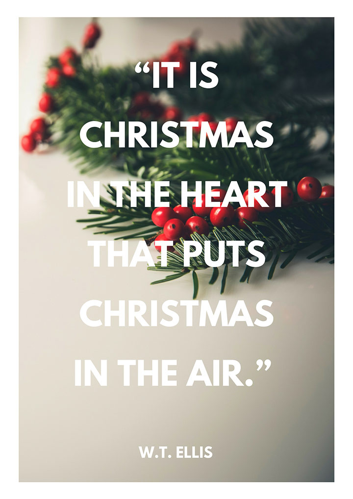 Christmas Picture Quotes  10 Christmas quotes to add some cheer to the festive