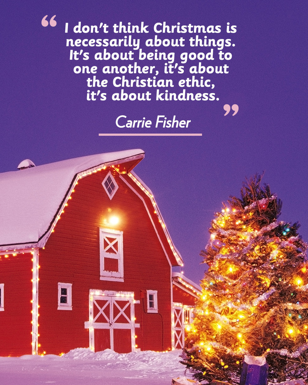 Christmas Picture Quotes  17 Merry Christmas Quotes Inspirational Holiday Sayings