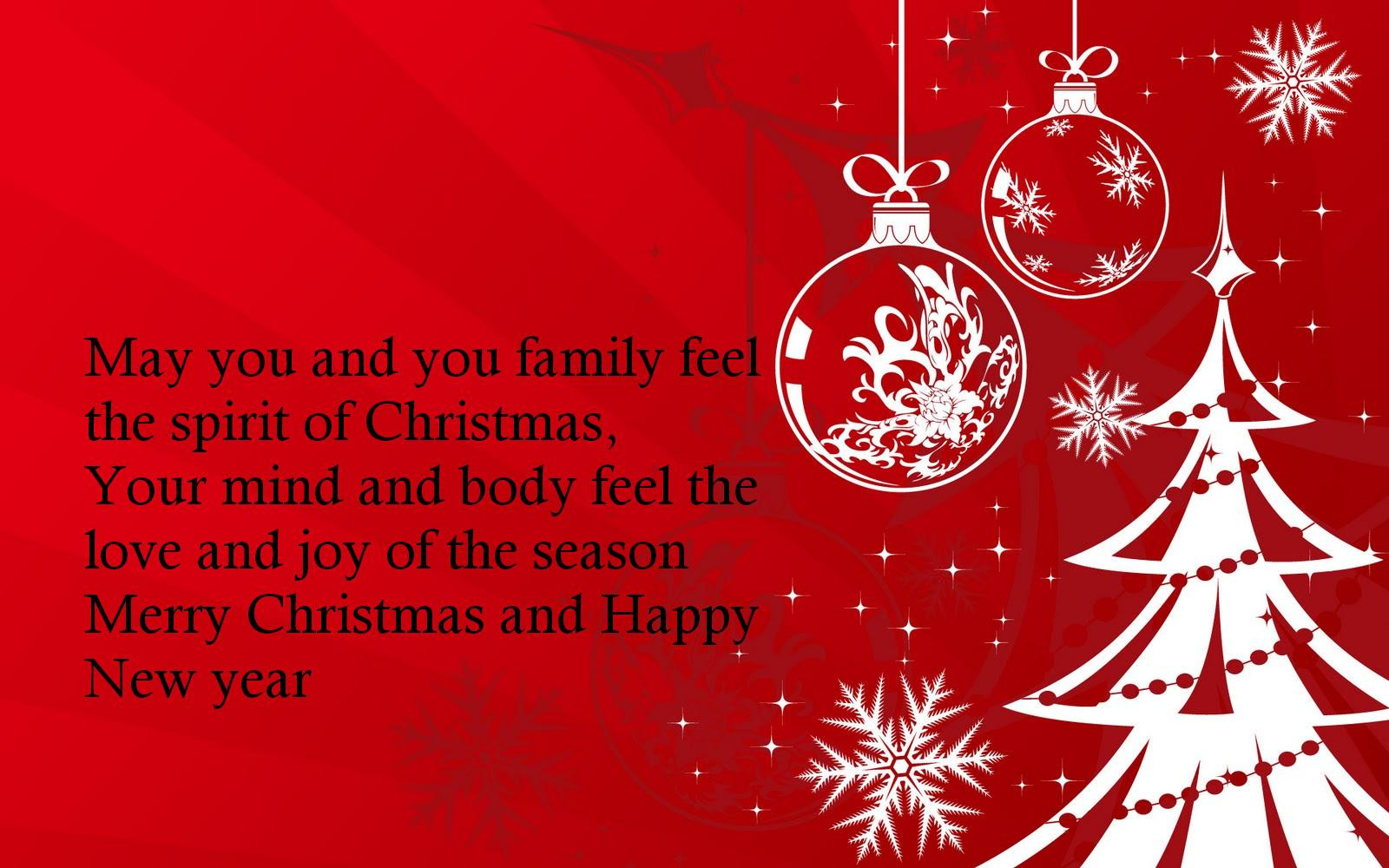 Christmas Quote Family  Messages For Christmas Christmas Greeting Quotes