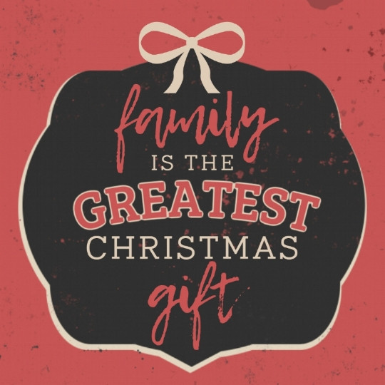 Christmas Quote Family  9 Christmas Quotes for Inspiring Social Media Posts