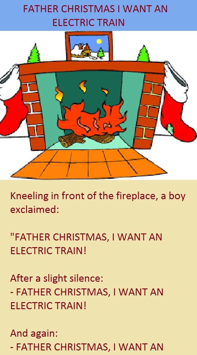 Christmas Story Dad Swearing Quotes  FATHER CHRISTMAS I WANT AN ELECTRIC TRAIN Funny Christmas