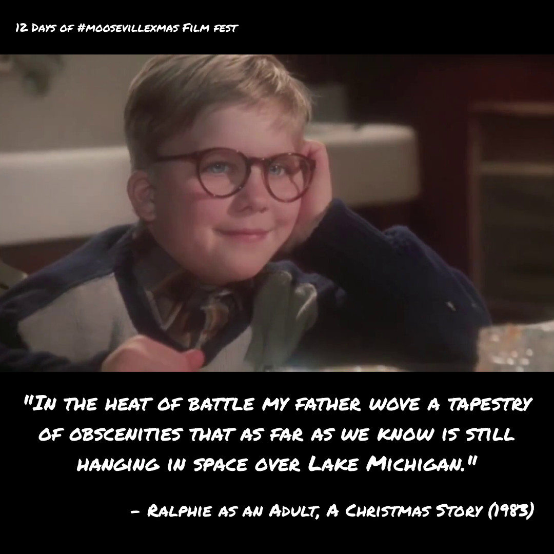 Christmas Story Dad Swearing Quotes  movies quotes moosevillexmas