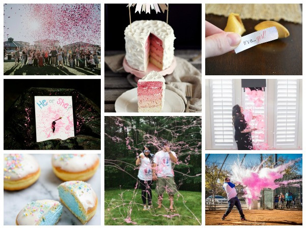 Classy Gender Reveal Party Ideas  10 classy gender reveal ideas — The Organized Mom Life