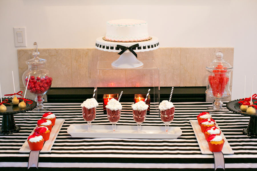 Classy Gender Reveal Party Ideas  Classy 007 and Mission Impossible Themed Gender Reveal