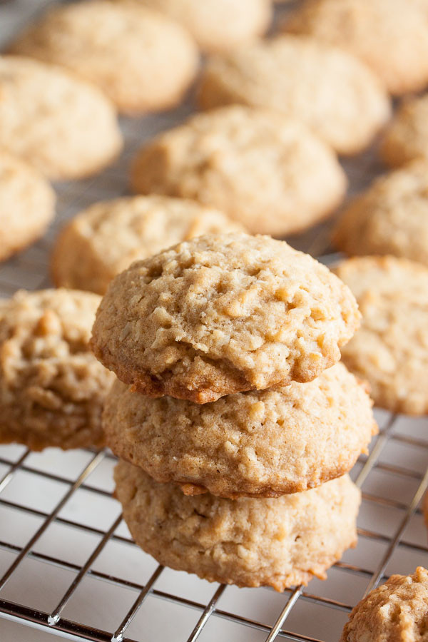 Coconut Oatmeal Cookies  Coconut Oatmeal Cookies