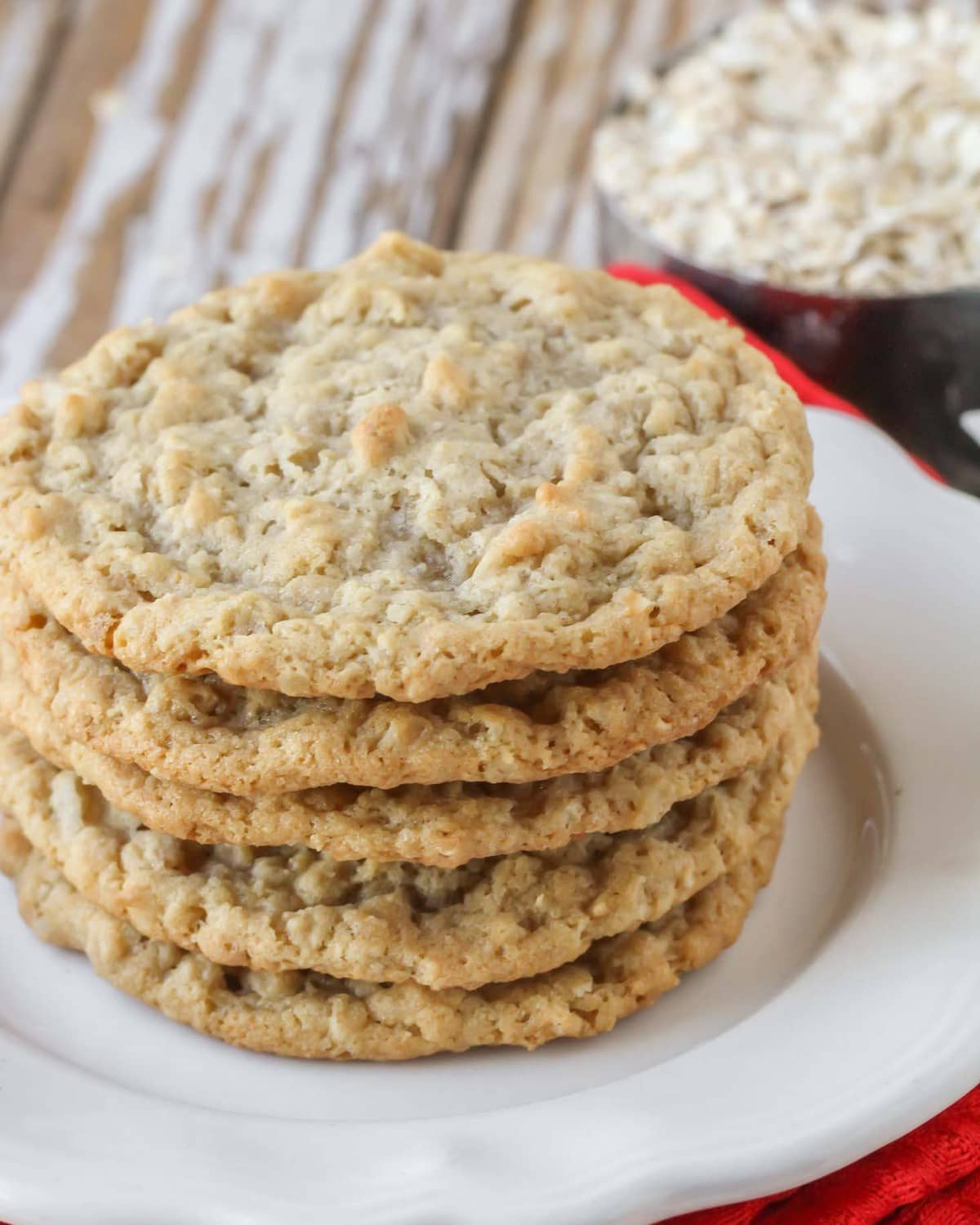 Coconut Oatmeal Cookies  EASY Oatmeal Coconut Cookies Recipe VIDEO