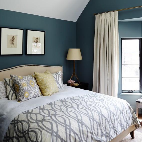 Color Ideas For Bedroom  The Bedroom Colors You ll See Everywhere in 2019