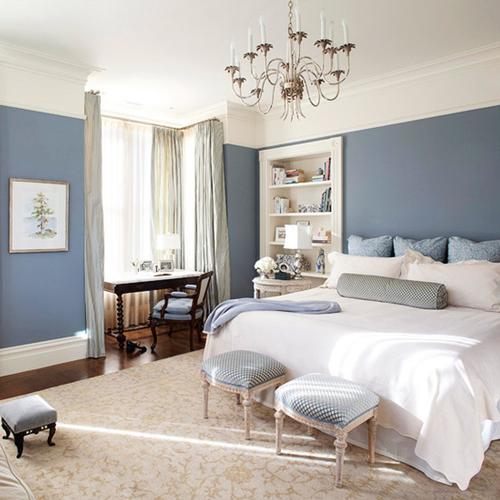 Color Ideas For Bedroom  How to Apply the Best Bedroom Wall Colors to Bring Happy