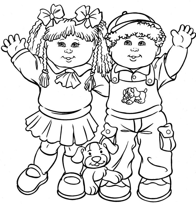 Coloring Kids  Coloring pictures for kids Coloring