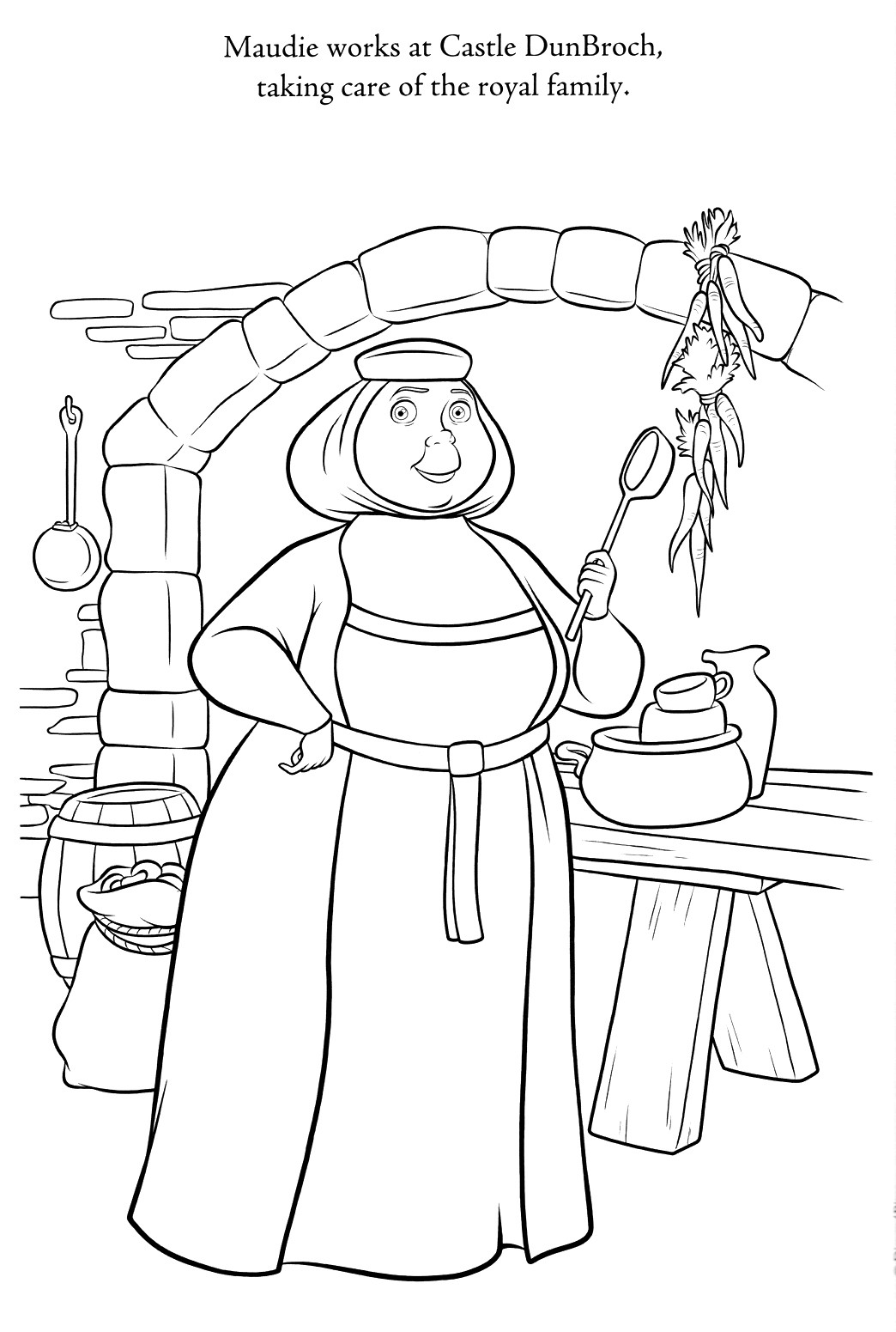 Coloring Pages For Kids Printables  Brave Coloring Pages Best Coloring Pages For Kids