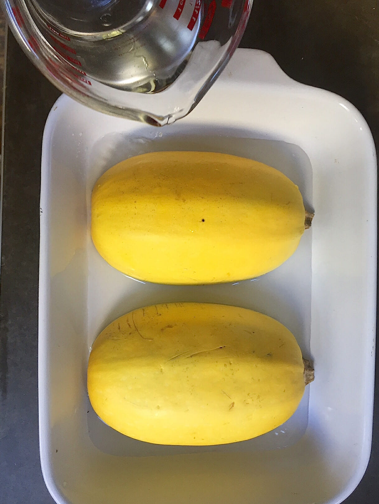 Cook Spaghetti Squash Microwave  How to Cook Spaghetti Squash in the Microwave in just a