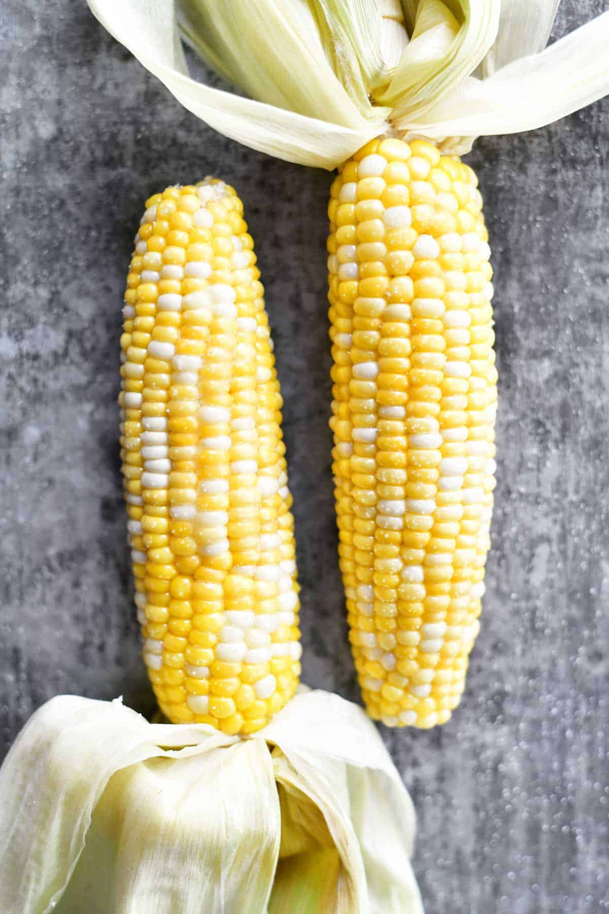 Corn In The Microwave  How To Cook Corn The Cob The Gunny Sack
