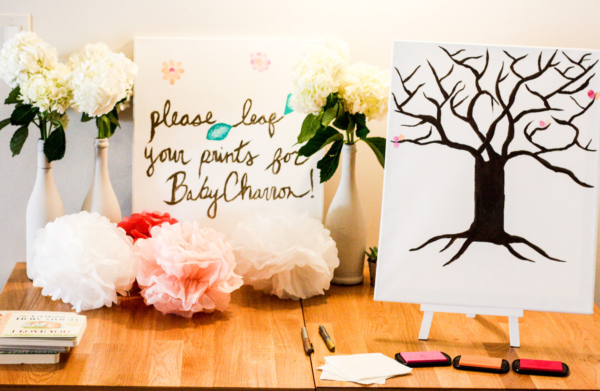 Craft Ideas For Baby Shower Decorations  Crafty DIY Baby Shower