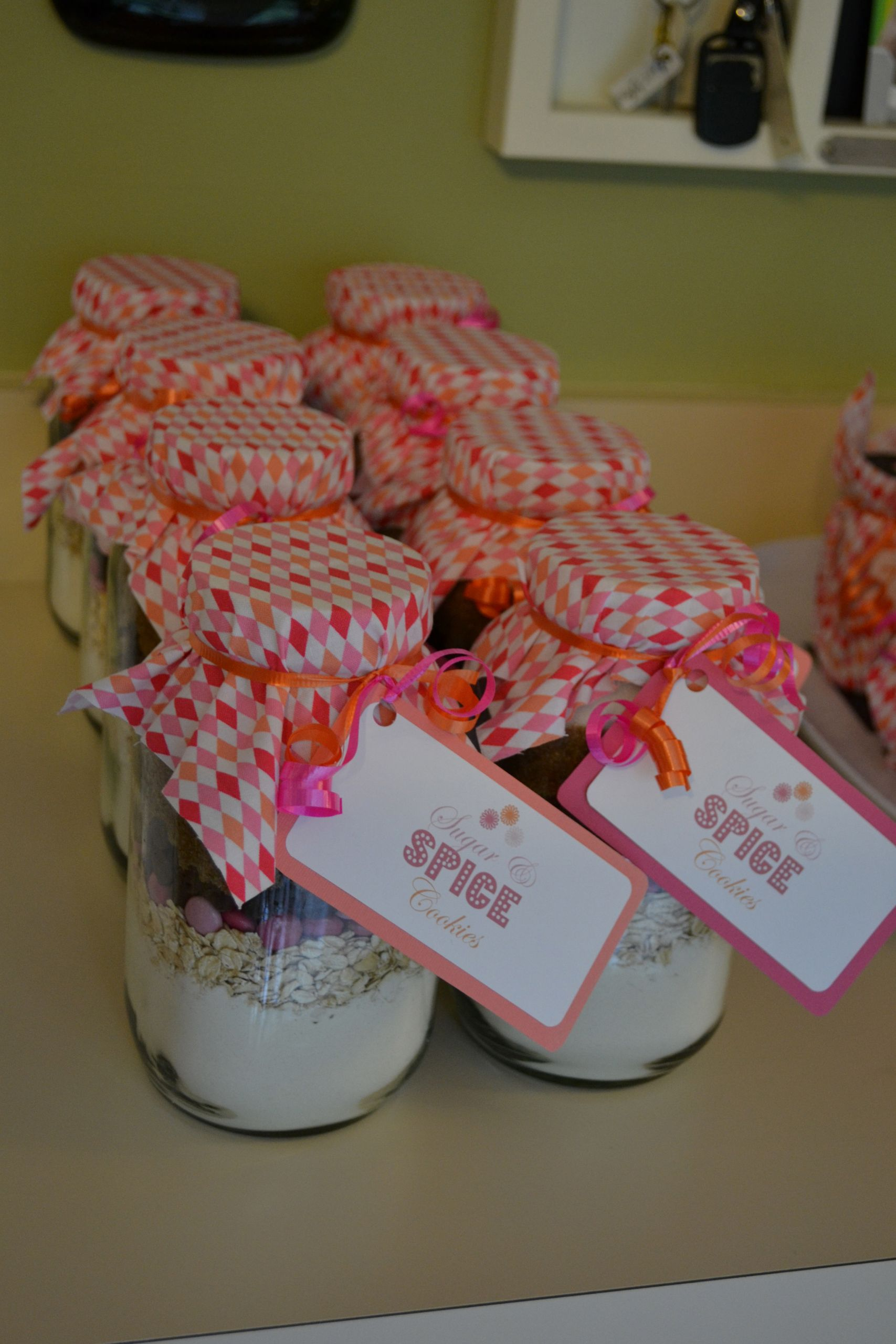 Craft Ideas For Baby Shower Decorations  Sugar and Spice Baby Shower Crafts and Ideas