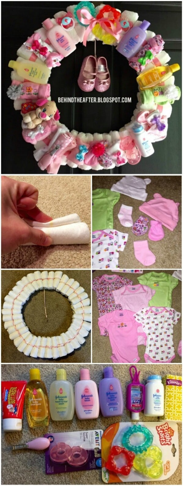 Craft Ideas For Baby Shower Decorations  25 Enchantingly Adorable Baby Shower Gift Ideas That Will