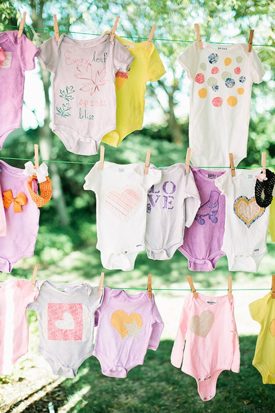 Craft Ideas For Baby Shower Decorations  8 Baby Shower Crafts for Party Guests