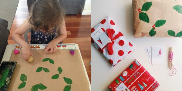 Crafts For Young Toddlers  3 Simple Christmas Crafts for Young Children Baby Hints